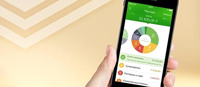 Что такое мобильный банк от Сбербанка