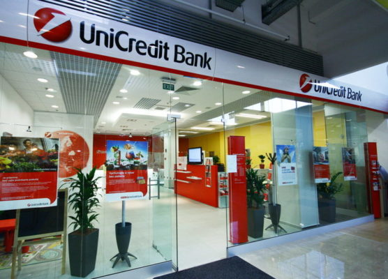 Отделение Юникредит банка