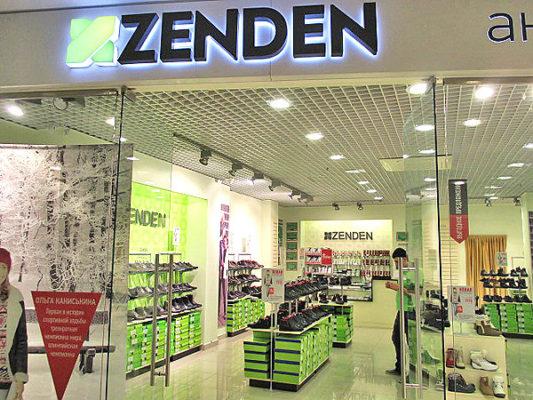 Как активировать «Zenden» в магазине